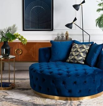 Tufted Blue